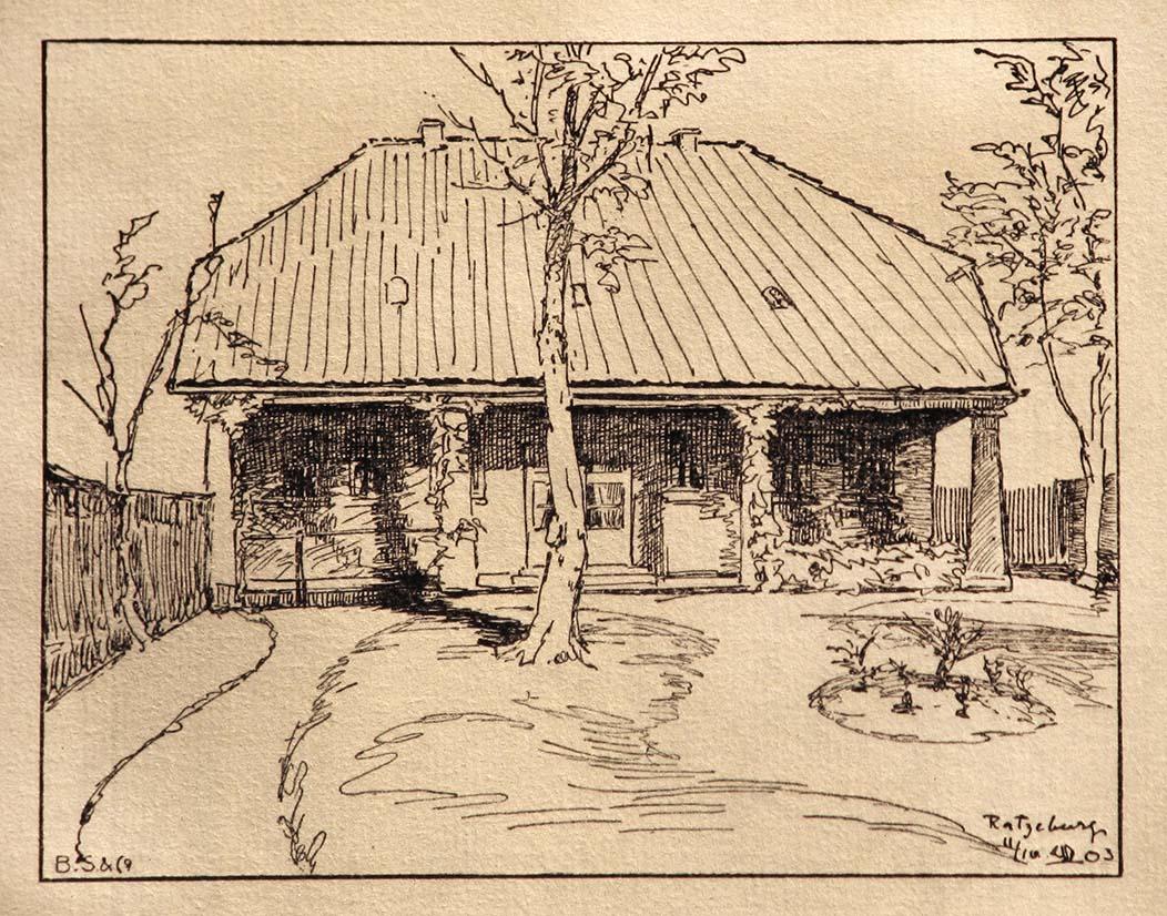 F rderverein altes vaterhaus ratzeburg - Garten zeichnen ...